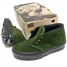 dffe3432808da8 Vans Made In USA Sierra Chukka Boot Suede Vintage 1990s DeadStock Mens 7 New