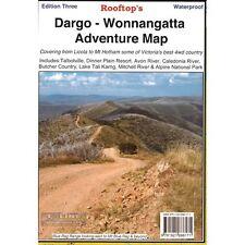 Rooftop's Maps Dargo - Wonnangatta Adventure Map