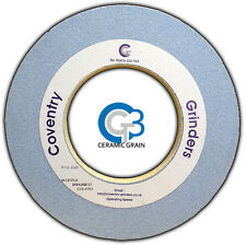 Coventry Grinders CG3 Ceramic Grinding Wheel 250mm x 25mm x 127mm SPECIAL DEAL