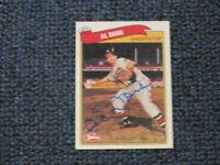 Al Dark Autographed Baseball Card JSA Auc Certified 3