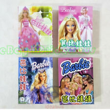 Deck of casual & elegant Barbie Dolls Playing card/Poker (4 types optional)