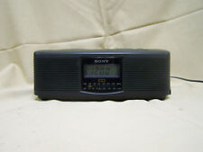 Sony ICF-CD810 CD Player AM FM Radio Alarm Clock Tuner Receiver CD-R