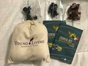 NEW Young Living essential oils Dryer balls, Reference Book, Etc...lot