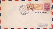 Cover: Mass Navy Flight to Midway Island, AAMC 1234, 1935,  See Remark (N4090)