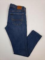 Lucky Brand Women's Jeans Size 4 Charlie Skinny Leg Blue Denim Jeans Pants