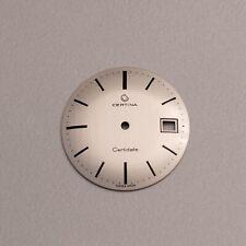 Original Certina Certidate Vintage Dial NOS cal.25-661