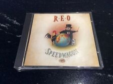 REO Speedwagon - The Earth, A Small Man, His Dog And A Chicken CD (1990, Epic)