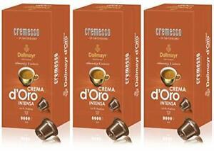 Cremesso Kaffekapseln Dallmayr Crema d'Oro 16 Stück