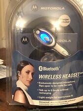 Motorola Hs810 Bluetooth Handsfree Headset