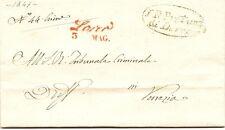 P4346   Lombardo Veneto, LOREO per Venezia 1847