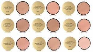 Max Factor Creme Puff Powder Compact Foundation - CHOOSE COLOUR