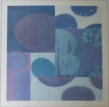Charles Arnoldi XXV 20/20 Abstract Art Signed & Numbered Lithograph 2001 RARE