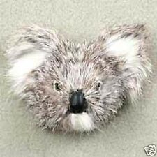 REALISTIC KOALA BEAR- Fur Magnets! (Handcrafted & Hand painted.. Collectables)