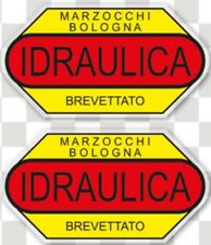 Stickers MARZOCCHI Pour Ducati Elite Bevel