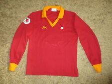 kappa AS ROMA #3 shirt vintage oldschool 80s camiseta jersey ASR maglia