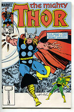 Mighty Thor 365 Marvel 1986 NM- Walt Simonson Loki Frog