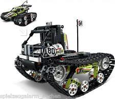 LEGO Technic 42065 RC fernbediente 2-1 Schneeraupe Off-road Kettenfahrzeug N1/17