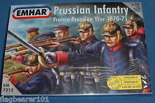 EMHAR 7213 PRUSSIAN INFANTRY. FRANCO-PRUSSIAN WAR. 1:72 scale