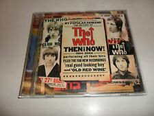 CD THE WHO-then and now-Best of