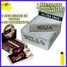Cartine RIZLA LUNGHE Silver argento 50 PZ + Filtri di Carta Smoking Deluxe 50 pz