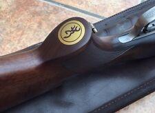 Browning Shotgun Sticker 12g PRO SPORT OVER UNDER 525 725 medallist sporter tra