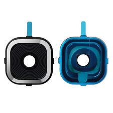 New Bleu Caméra Lentille Cover Avec Cadre + Adhésif Pour Samsung Galaxy A7