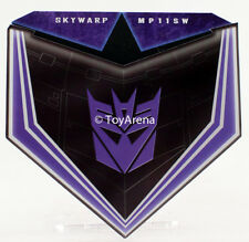 Transformers Masterpiece MP-11SW Skywarp COIN ONLY