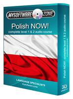 Learn to Speak Polish Fluently Complete Language Training Course Level 1 & 2