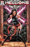 Hellions #1 DX Jay Anacleto Variant (Marvel 2020)