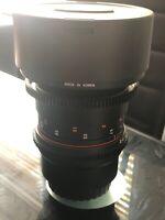 SAMYANG T3.1/14mm Ultra Wide Angle Cine lens - MFT