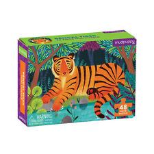 Necture tacheté - 48 pc Mini Puzzle/tigre du Bengale - 355716