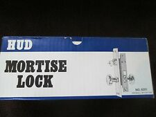 New Guard Mortise Lock Set Right Hand Polished Brass