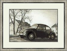 Counted Cross Stitch Kit RIOLIS - OLD PHOTO. THE BEETLE