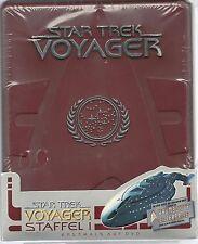 Star Trek Voyager Staffel Season 1 (Hart Box)  NEU OVP Sealed Deutsche Ausgabe