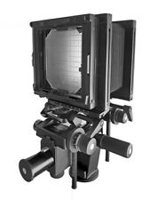 "SINAR F2 4x5"" LARGE FORMAT VIEW CAMERA AVEC MODE D'EMPLOI"
