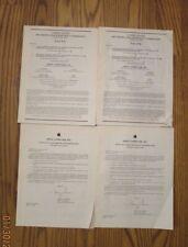 Lot 4 Apple Computer notice of annual mtg, 2004, 2005; 10-K 2003, 2004 GUC