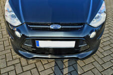 S-Max Front Bumper Lip Cup Skirt Lower spoiler Chin Valance Splitter Extension