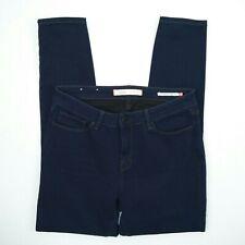 Jeanswest Freeform 360 Curve Embracer Skinny 7/8 Regal Indigo Women's Size 10
