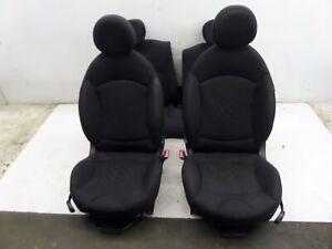 Mini Cooper S Checkered Pattern Seats R56 07-13 OEM
