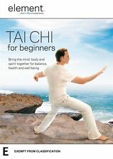 Element Tai Chi for Beginners NEW R4 DVD