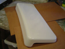 20.25 x 7.5 eljer toilet tank lid cover top 151-1500 3244 EMBLEM with lip WHITE