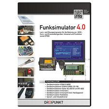 Funksimulator - SRC und LRC # Funk Simulator Simulation Sailor ICOM 505 Inmarsat
