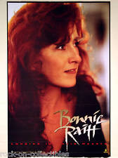 Bonnie Raitt 1994 Longing In Their Hearts Original Promo Poster