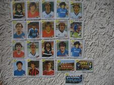 chewing gum   wrappers  football  world cup 1990