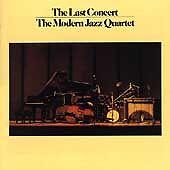 MODERN JAZZ QUARTET THE LAST CONCERT CD NEW