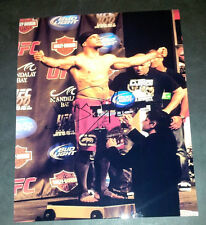 "FRANK MIR PP SIGNED 10""X8"" PHOTO REPRO UFC MMA"