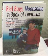 Red Bugs Moonshine Book of Leviticus by Revell Florida