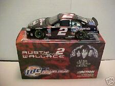 BRAND NEW 2003 RUSTY WALLACE #2 GOO GOO DOLLS 1/24 RCCA CLEAR WINDOW CLUB CAR