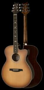 PRS SE A40E Acoustic Guitar Tobacco Sunburst w/Case