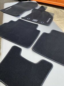 Subaru Forester Floor Mats Genuine 2019 Intact Set Good Cond Free Delivery